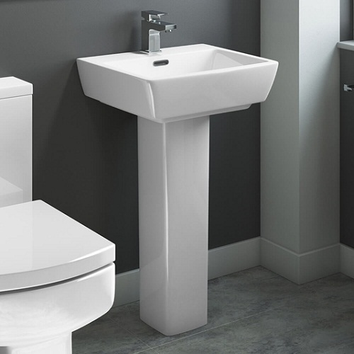 Basins with Pedestal